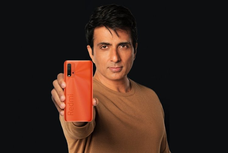 As its brand ambassador for smartphones, Redmi India onboards Sonu Sood