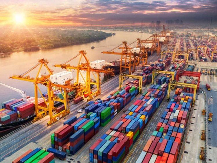 FIRST TIME EVER IN A MONTH, INDIAN EXPORTS CROSSED US$ 34 BILLION IN MARCH 2021