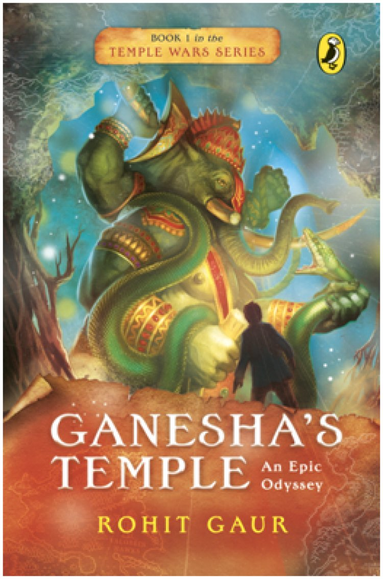 Introducing Ganesha's Temple, A perfect recipe for a Bollywood blockbuster