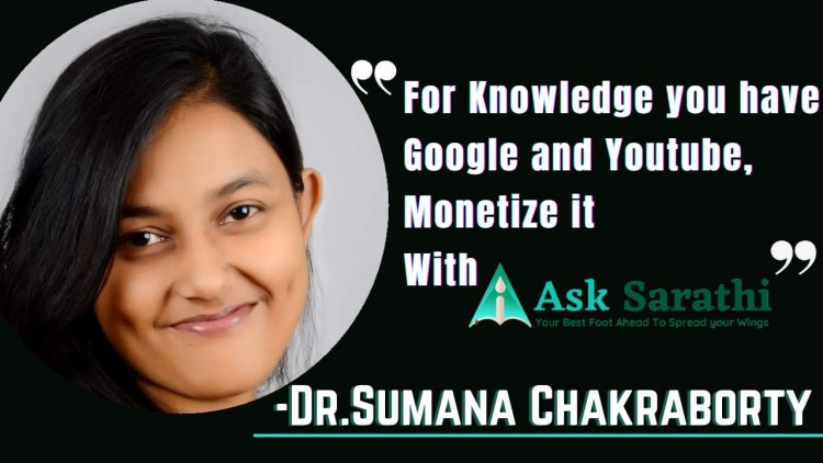Knowledge is everywhere yet No one to utilize and monetize it