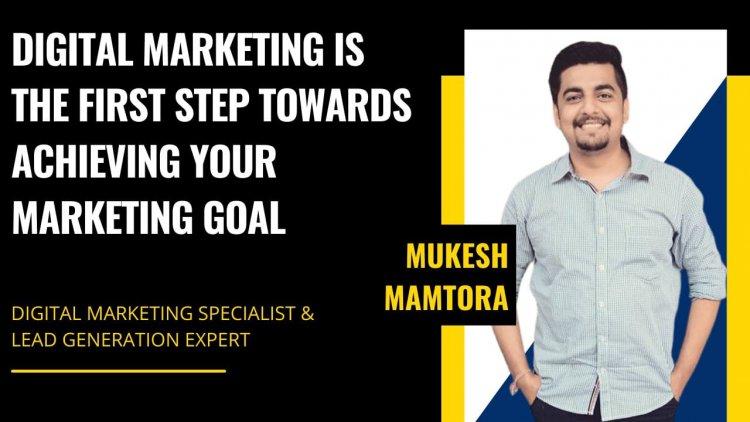 Interview: Mukesh Mamtora – Entrepreneur & CEO of Adv Media, Digital Marketing and Web Design Agency