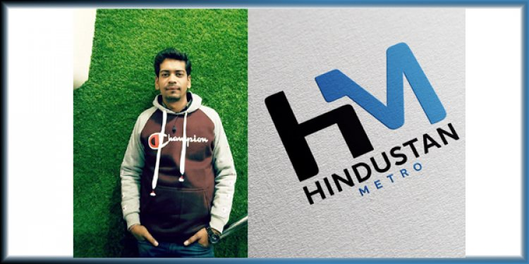 Founded by Shivam Madaan, Hindustan Metro to become the leading digital news serving credibility and reliability